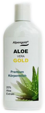 Aloe Vera Gold Premium Körpermilch 250 ml
