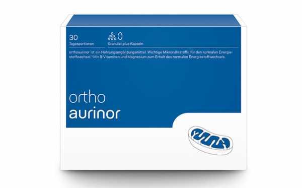 Orthoaurinor 30 Tagesportionen