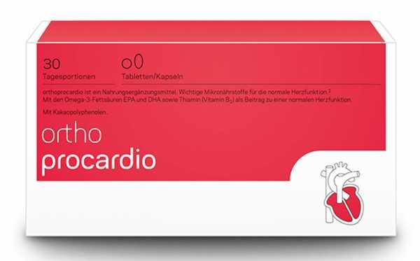 Orthoprocardio Tabletten 30 Tagesportionen