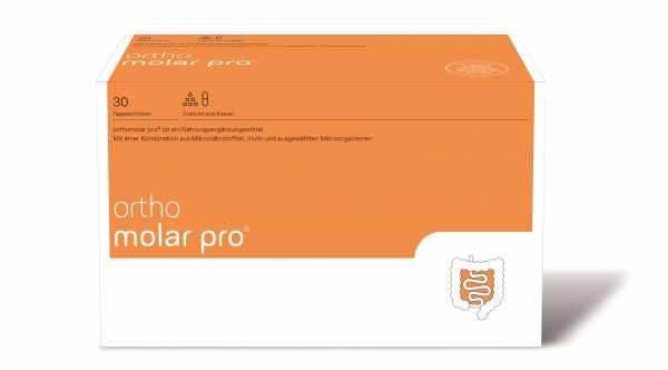 orthomolar Pro 30er Packung zur Darmunterstützung