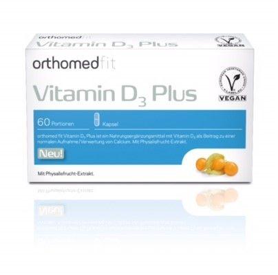 Vitamin D 3 plus 60 Tagesportionen