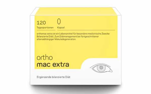 Orthomac extra 120 Tagesportionen