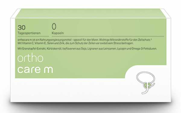 Orthocare m 30 Tagesportionen