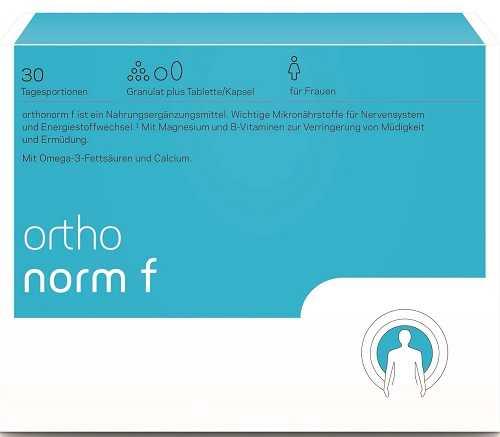 Orthonorm f Granulat/Tablette