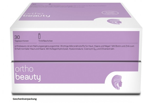 ortho beauty Geschenkverpackung 30 Tage