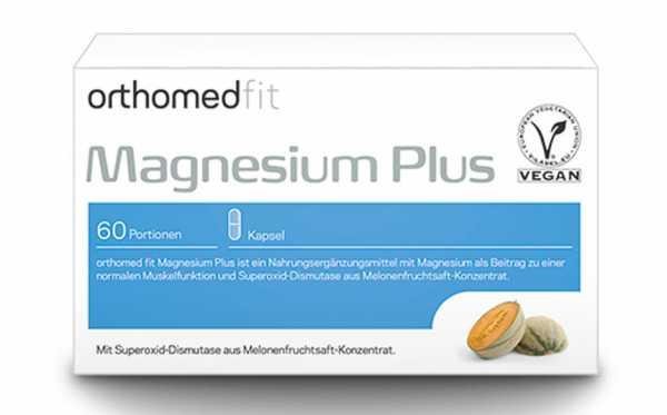 Magnesium Plus 60 Tagesportionen
