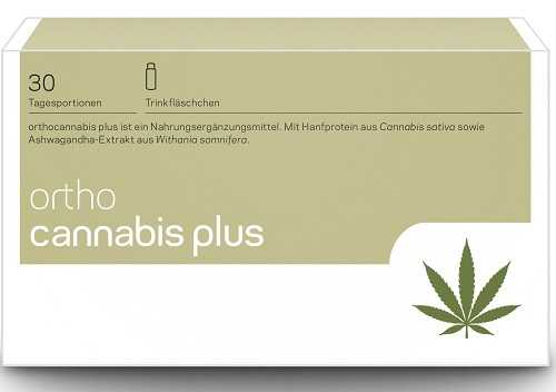 ortho cannabis plus 30 Tagesportionen