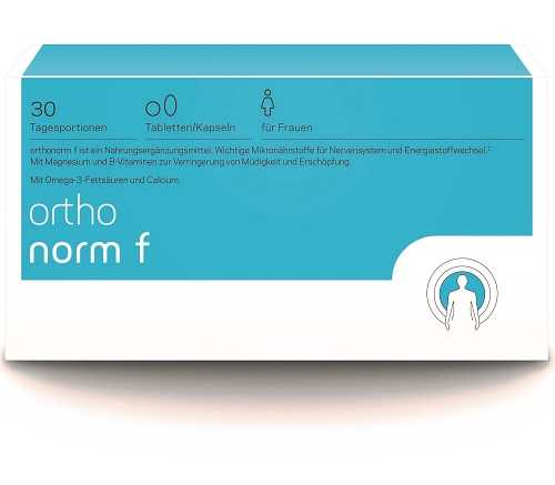Orthonorm f Tabletten