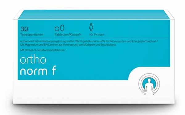 Orthonorm f Tabletten 30 Tagesportionen