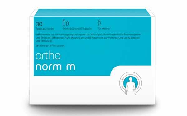 orthonorm m Trinkfläschchen 30 Tage